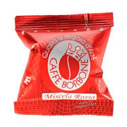 caffe borbone rosso capsula