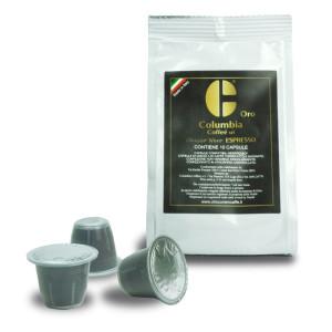 nespresso oro piccolo